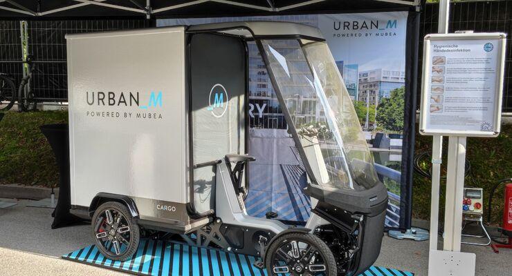 Mubea Urban M 2022