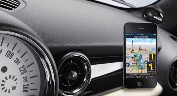 Naviagtions-App von Bosch