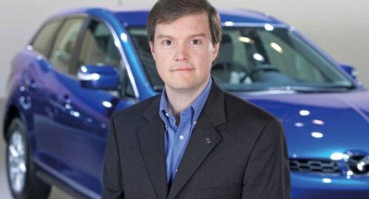 Neuer Präsident bei Mazda Motor Europe