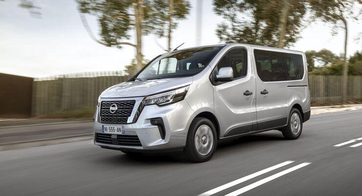 Nissan NV 300 Kombi 2021