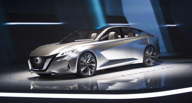 Nissan V-Motion 2.0