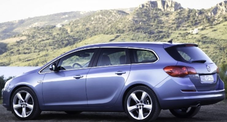 Opel Astra Sports Tourer kommt
