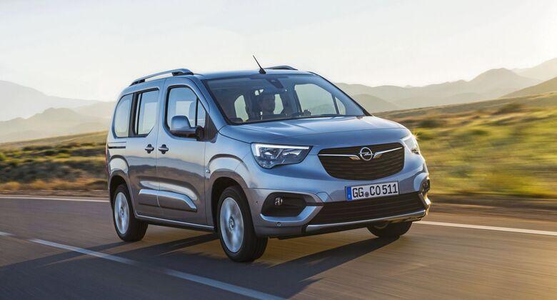 Opel Combo Life 1.2 DI Turbo