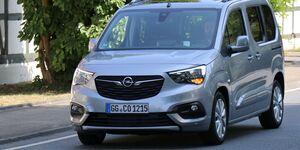 Opel Combo Life Fahrbericht