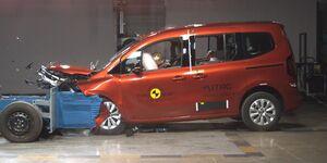 Opel Mokka Chrashtest 2021