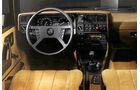 Opel Monza, Cockpit, Lenkrad