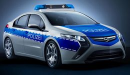 Opel Polizei 2021