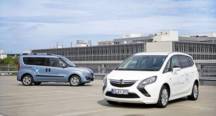 Opel, Turbomotoren