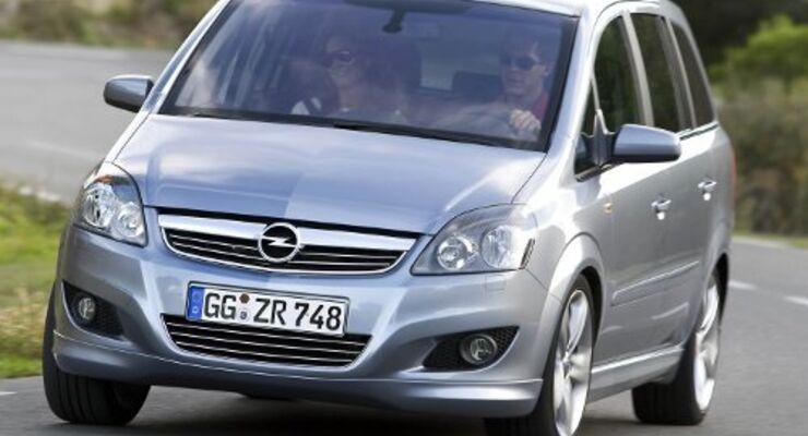 Opel senkt die Preise für Autogas-Modelle