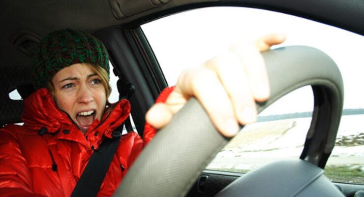 Ostdeutsche Frauen fahren besonders gut
