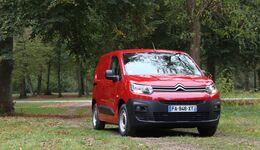 PSA-Transporter Citroen Berlingo Peugeot Partner
