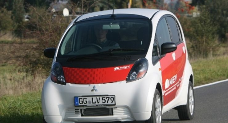 PSA und Mitsubishi forcieren E-Antrieb
