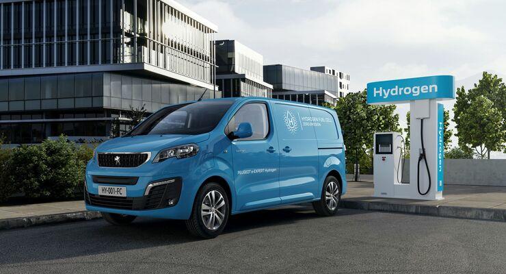 Peugeot e-Expert 2021
