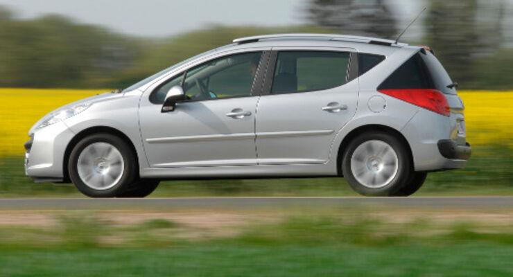 Peugeot steigert Umsatz und Gewinn