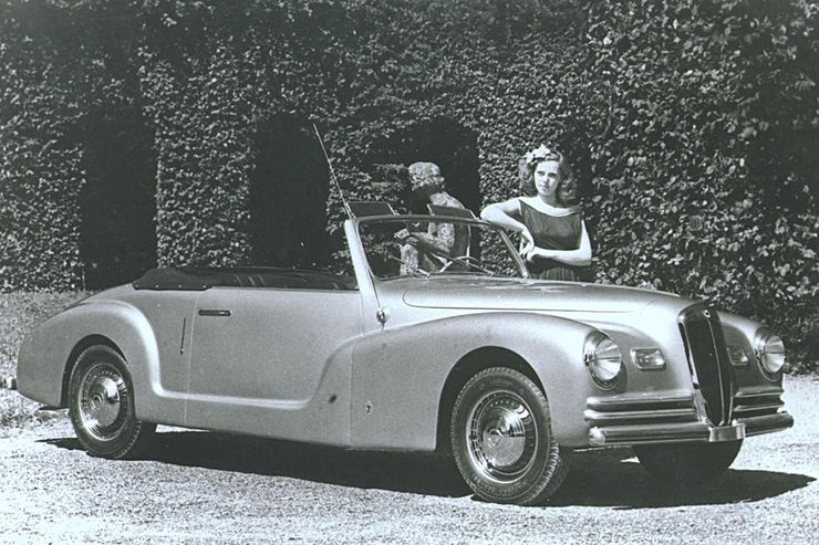 Pininfarina Lancia Aprilia Cabriolet