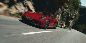Porsche 718 Boxster und Cayman GTS 4.0