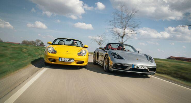 Porsche Boxter 2016
