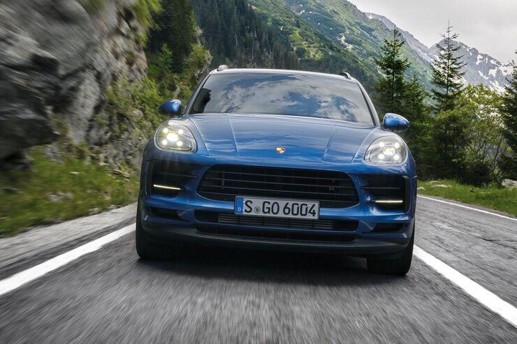 Porsche Macan MJ 2019