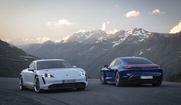 Porsche Taycan, Elektroauto, E-Auto