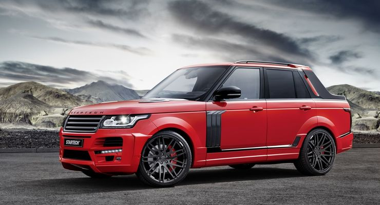 Range Rover Pick-up