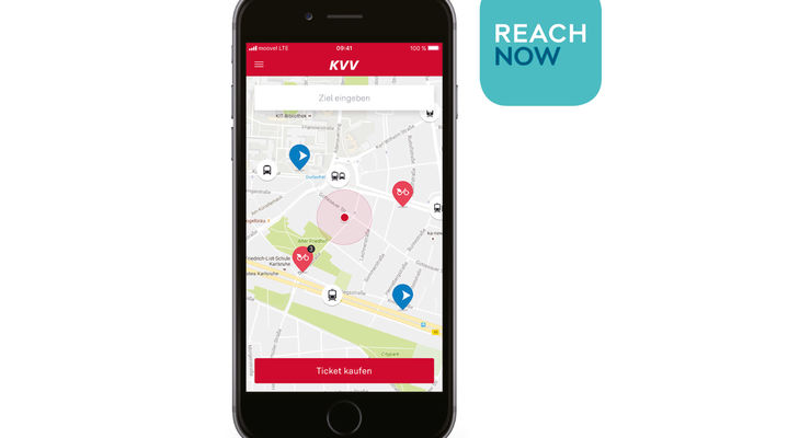 Reach Now App