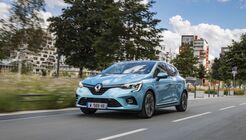 Renault Clio 2021, E-tech, Hybrid