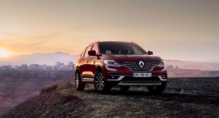 Renault Koleos Facelift 2019