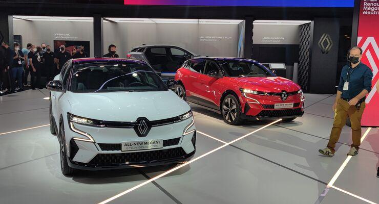 Renault Mégane 2022