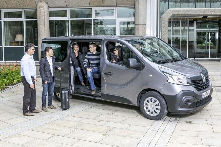 Renault Trafic Combi 1.6 dCi