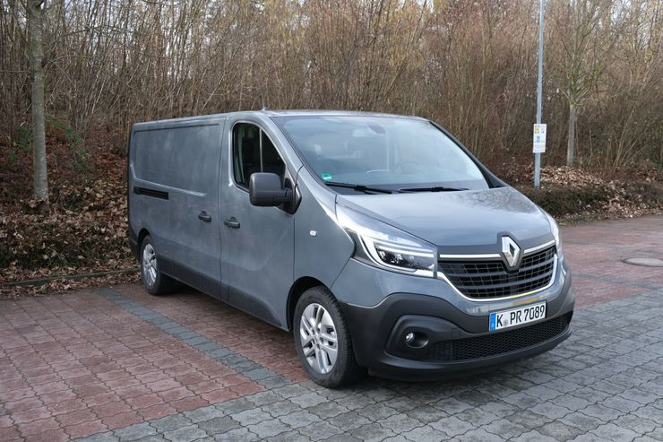 Renault Trafic dCi 145 2020
