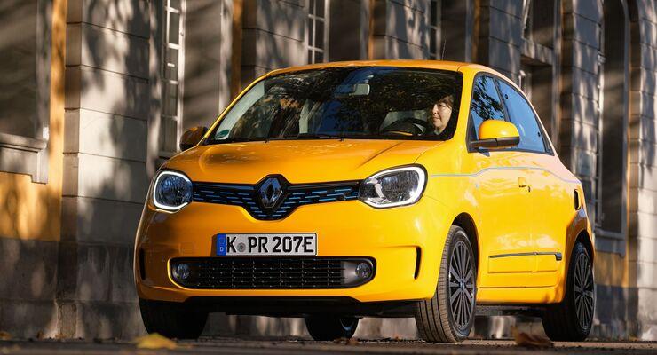 Renault Twingo Electric 2020