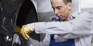 Reparaturen an den Bremsen stehen an der Spitze der Reparatur-Hitliste.