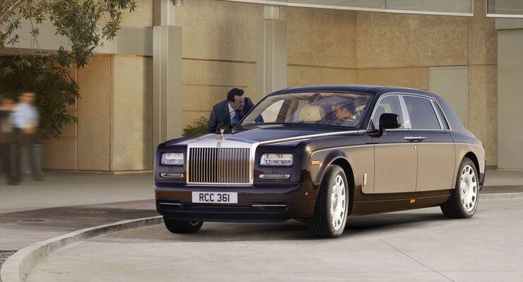 Rolls Royce Phantom Series II, 2012