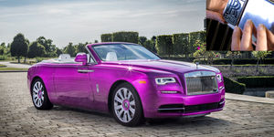 Rolls-Royce, dawn,