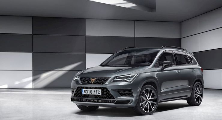 seat mit eigener sportmarke cupra zeigt kompakt suv ateca. Black Bedroom Furniture Sets. Home Design Ideas