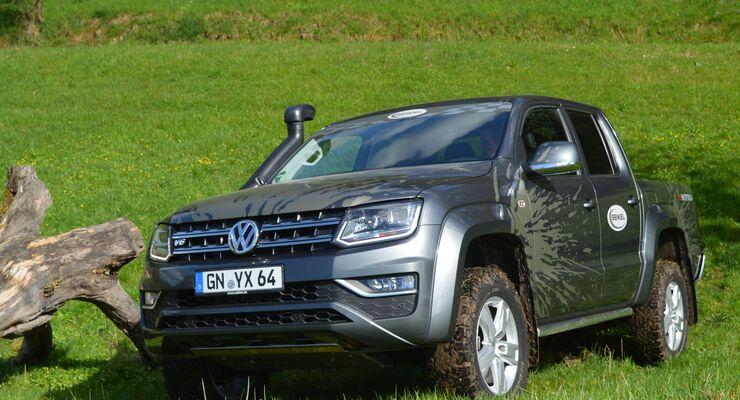 Seikel VW Amarok V6 TDI