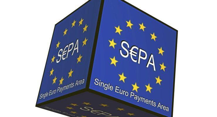 Sepa, SEPA, Bank, Einzugsverfahren