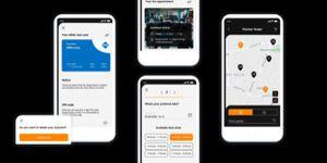 Sixt Leasing, App