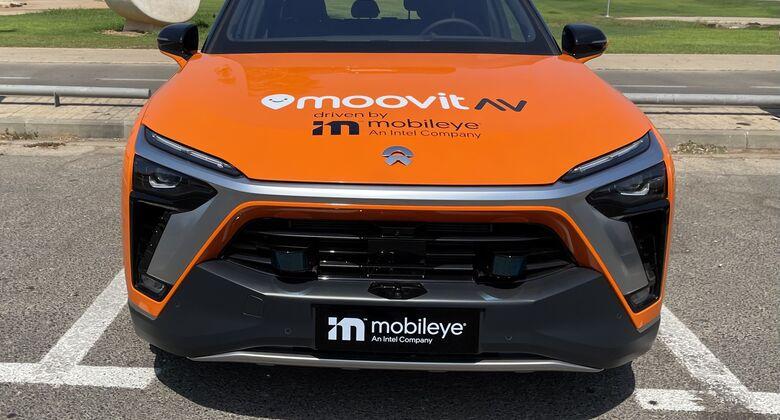 Sixt Mobileye 2022