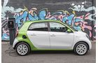 Smart Forfour Electric Drive 2014