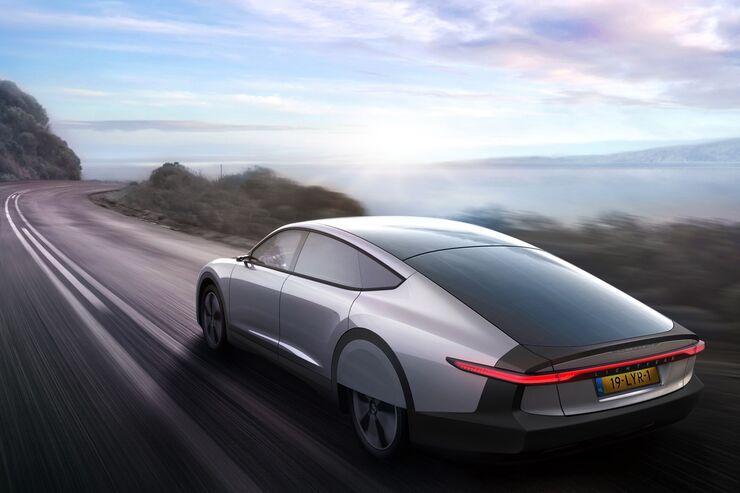 Solarzellen für das E-Auto