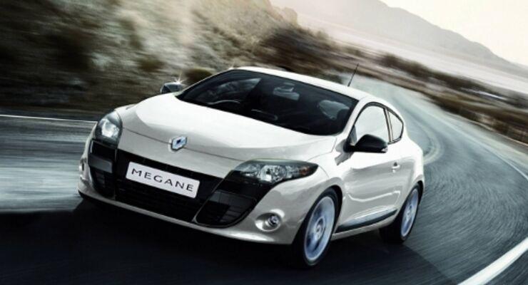 Sondermodell von Renault Mégane