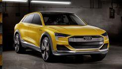 Studie Audi H-Tron Quattro