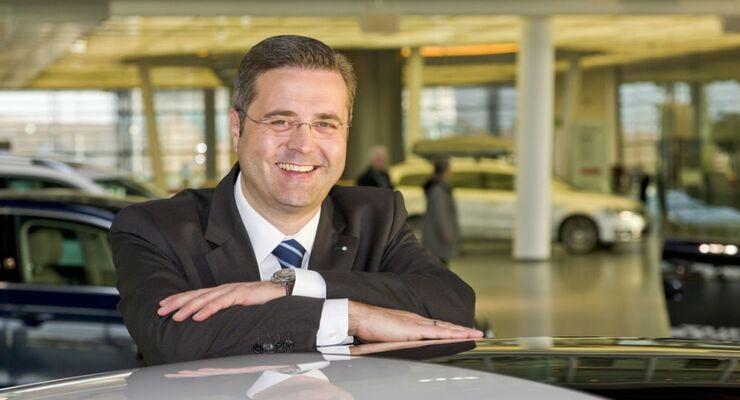Sven Kunath, Großkundenchef von Volkswagen