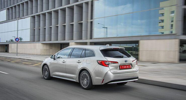 Toyota Corolla TS 2019