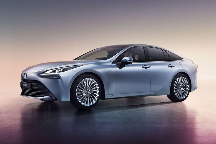 Toyota investiert verstärkt in die Entwicklung von Teilen für Brennstoffzellenfahrzeuge