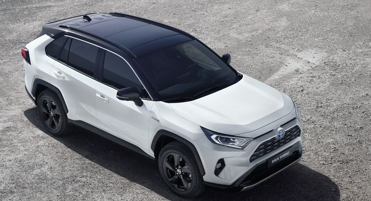 Toyota RAV 4 2019