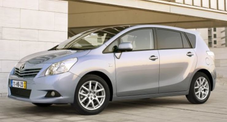 Toyota Verso kommt im April