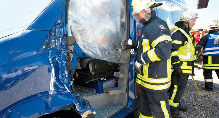 Unfall: Der Einsatz der Feuerwehr kann teuer werden