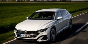 VW Arteon Shooting Brake 2021
